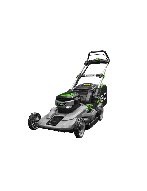 Ego 56v 52cm Self Propelled Lawn Mower Kit Includes 7