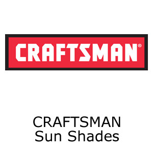 Craftsman Sun Shade