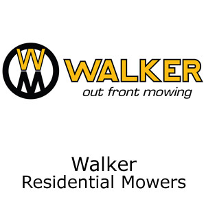 Walker Residential Mowers