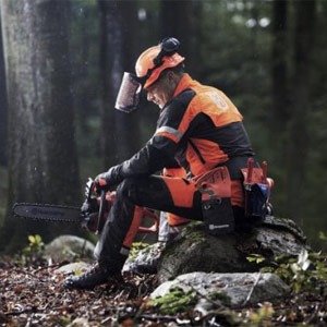 Husqvarna Forestry Equipment